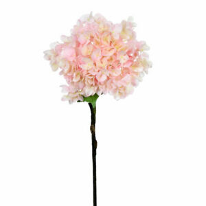 "27"" Pink Hydrangea Spray"