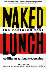 Naked Lunch by William S. Burroughs (2004, Trade Paperback)
