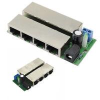POE Module Injector Over Ethernet Router 4port LAN+Power port for IP Camera 48V