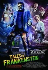 TALES OF FRANKENSTEIN movie-poster postcard signed by Donald F. Glut