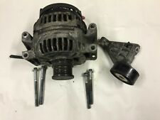 JEEP GRAND CHEROKEE 2004 WJ 2.7 CRD ALTERNATOR AND PULLEY