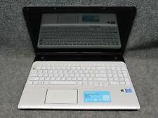 "Sony Vaio SVE151J13L 15.6"" Laptop Intel Core i5-3230M 2.60GHz 4GB RAM 320GB HDD"