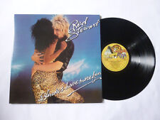 ROD STEWART ~ BLONDES HAVE MORE FUN ~ 1978 UK POP ROCK VINYL LP ~ GREAT AUDIO