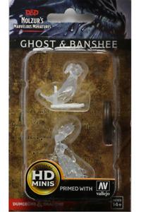 WIZKIDS Dungeons & Dragons Nolzur's Marvelous Miniatures : Fantôme & Banshee