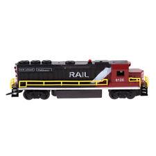 ND5 Diesel Engine Locomotive Train Carriage Toy Model Making Train Decor DIY