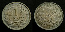 Netherlands - 1 Cent 1930 Prachtig