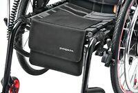 pickepacke. Rollstuhltasche klein mit Innenfächern | Rollstuhltasche vorne