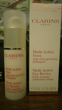 ANTI RIDES PRECOCES, DEFATIGUANT, MULTI ACTIVE YEUX CLARINS