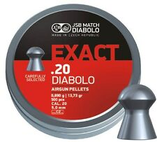 JSB exact.20 (5.1) Match pellets ft HFT exacts