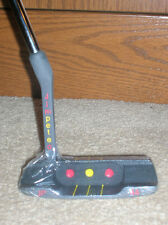 JIMPETEO JP 44 PUTTER new old stock roll face golf rare unusual out of prod.