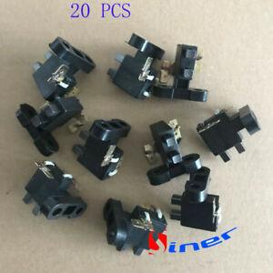 20x Universal Carbon Brush 4KW 5KW 6.5KW 7KW GX390 188F Assembly Generator Head