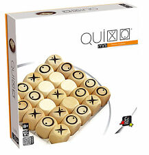 *NEW IN BOX* Gigamic Wooden Quixo Mini Board Game - Strategy Game 2 Players
