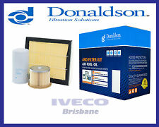 New Donaldson 4WD Filter Kit Holden Rodeo RA, Colorado RC, Isuzu D-Max X902857