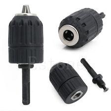 1/2-20UNF Pro HSS 13MM Keyless Drill Chuck Converter + SDS Adaptor Accessories
