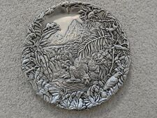Arthur Court Nature Watch Conservancy Collector's Plate (#8)