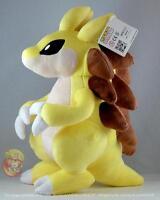 "SANDSLASH Pokemon plush 12""/30 cm  Pokemon plush doll 12"" UK Stock Fast Shipping"