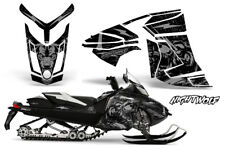 Ski-Doo Rev XR Decal Graphic Kit Sled Snowmobile Sticker Wrap 2013+ NIGHTWOLF S
