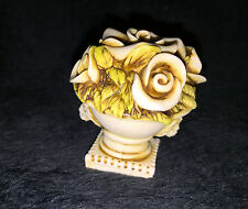 ROSE BOWL IVORY ROSES/ IVORY BOWL #8 Event color way 2011 Eyre Designs USA