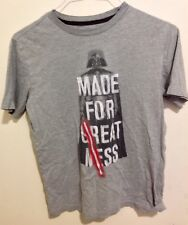 Star Wars Old Navy Collectabilitees boys tee Darth Vader 'Made For Greatness'