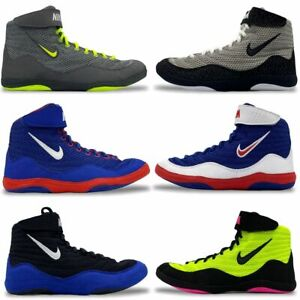 Scarpe Da Wrestling NIKE INFLICT 3 Wrestling Shoes (boots) Trainers Boxing, MMA