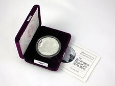 1993 Ben Franklin Silver Firefighter Proof Commemorative Medal