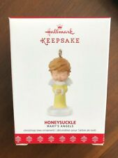 HALLMARK 2017 MARY'S ANGELS HONEYSUCKLE # 30 IN SERIES ORNAMENT