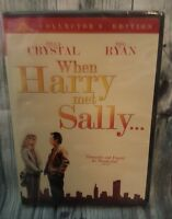 When Harry Met Sally... (DVD, 2009, Spa Cash Checkpoint Sensormatic Widescreen)