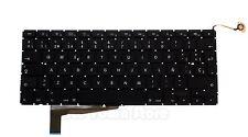 "New OEM APPLE Macbook Pro Unibody 15"" A1286 Keyboard 2008 SP Spanish Teclado"