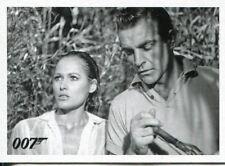 James Bond 50th Anniversary Series 1 Dr. No Throwback Movie Card #068