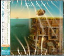 OWL CITY-THE MIDSUMMER STATION-JAPAN CD BONUS TRACK E75