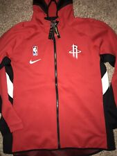 Nike Houston Rockets Showtime Therma Flex Performance Full-Zip Hoodie XXL