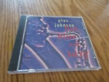 PLAS JOHNSON - HOT, BLUE AND SAXY CD