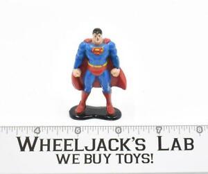 Superman Die-Cast Vintage 1990 ERTL Metal Action Figure