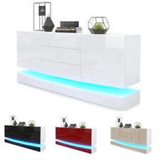 Überspannungsschutz mit 3 Schubladen in der Hochglanz Kommoden in aktuellem Design