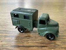 Lesney Matchbox #68 Austin MKII Radio Truck. Issued 1959
