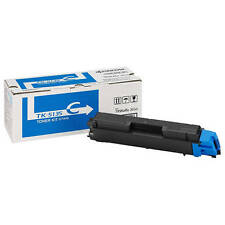 original Kyocera TK5135C cian cartucho de Tóner Impresora láser (1t02pacnl0)