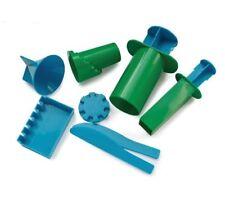 Sand Castle Molds / tool kit - 8 piece set