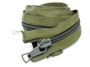 147 CM CLOSED END ARMY GREEN ZIP SINGLE PULL M.O.D tent / sleeping bag