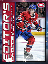 CHARLES HUDON EDITOR'S CHOICE #6 CANADIENS Topps SKATE DIGITAL Card NHL 2019
