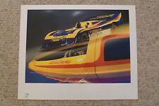 1973 Porsche 917/30 Spyder Showroom Advertising Sales Poster RARE!! Awesome L@@K