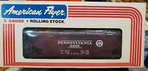 American Flyer 4-9205 S Scale Pennsylvania Covered Hopper LN/Box