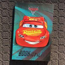 DISNEY CARS 3: BOOK OF THE FILM Race Car Adventure Children's Story Book (2017)
