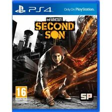 Infamous Second Son Ps4 Video Game -