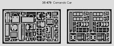 Eduard 1/35 Commando car For Italeri kits # 35479