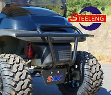 Black Steel Bumper Brush Guard for Club Car Golf Cart Precedent Model