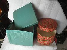 Cartons à Chapeaux