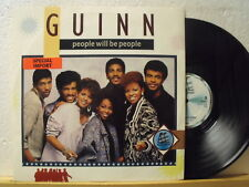 "12"" Maxi - GUINN - People Will Be People - Motown 1986"