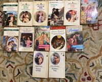 Harlequin Romance Lot Vintage 1980s/ 1990- 13 Books