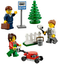 3 NEW LEGO FEMALE MINIFIG LOT 60134 Fun in the Park women figures minifigures