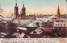 Switzerland St. Gallen - Total View 1903 postcard